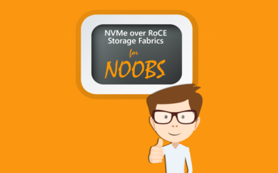 NVMe over RoCE for Noobs