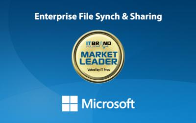 2019 Storage Leaders: Enterprise File Synchronization & Sharing