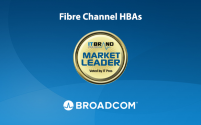 2019 Networking Leaders: Fibre Channel HBAs
