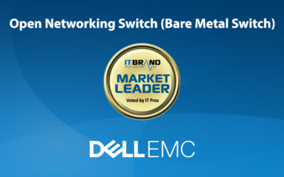 2019 Networking Leaders: Open Networking Switch (Bare Metal Switch)