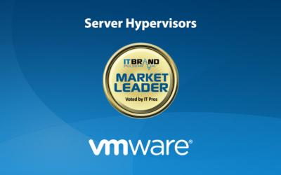 2019 Servers Leaders: Server Hypervisors