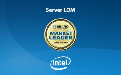 2019 Servers Leaders: Server LOM
