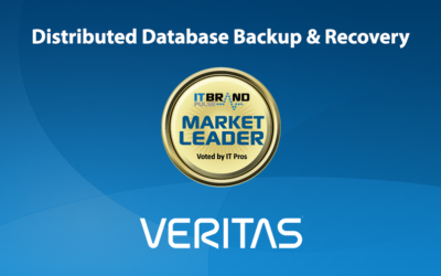 2020 Storage Leaders: Distributed Database Backup & Recovery