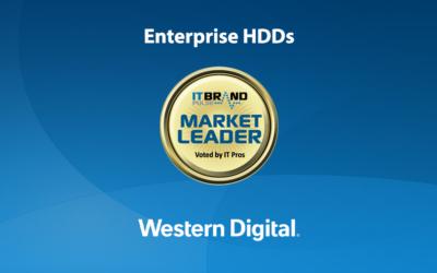 2020 Storage Leaders: Enterprise HDDs