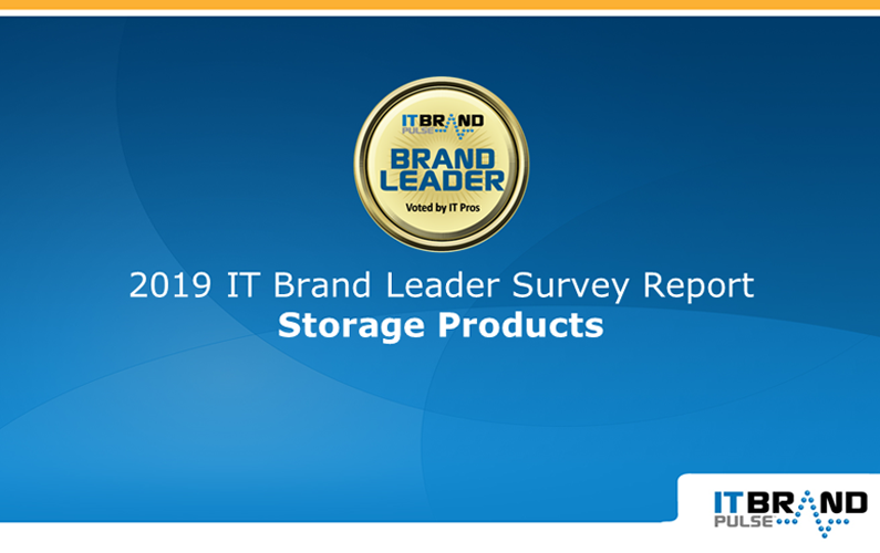 2019 Storage Brand Leaders