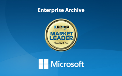 2019 Storage Leaders: Enterprise Archive