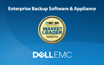 2019 Storage Leaders: Enterprise Backup Software & Appliances