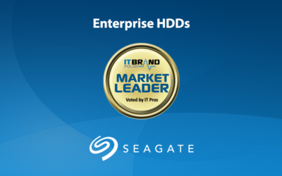 2019 Storage Leaders: Enterprise HDDs