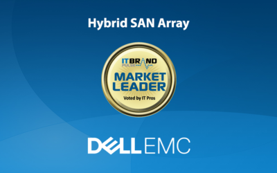 2019 Storage Leaders: Hybrid SAN Array