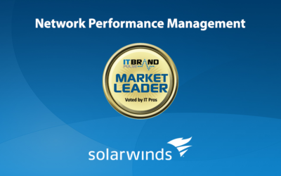 2019 Networking Leaders: Network Performance Management