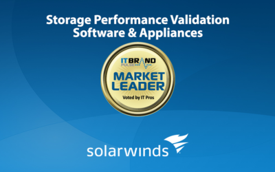 2019 Storage Leaders: Storage Performance Validation Software & Appliances