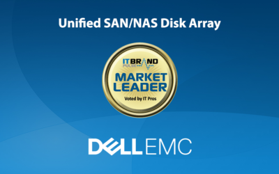 2019 Storage Leaders: Unified SAN/NAS Disk Array