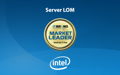 2019 Servers Leaders: Server LOM