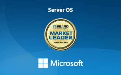 2019 Servers Leaders: Server OS