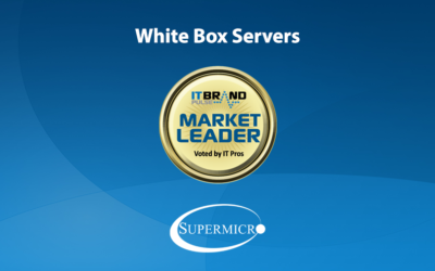 2019 Servers Leaders: White Box Servers