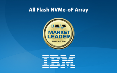 2019 Flash Leaders: All Flash NVMe-oF Array