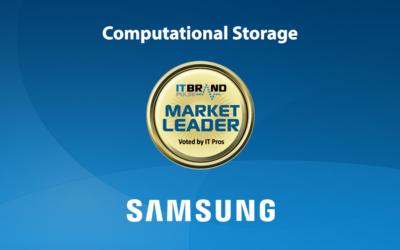 2019 Flash Leaders: Computational Storage