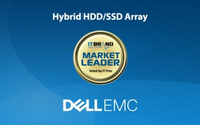 2019 Flash Leaders: Hybrid HDD/SSD Array