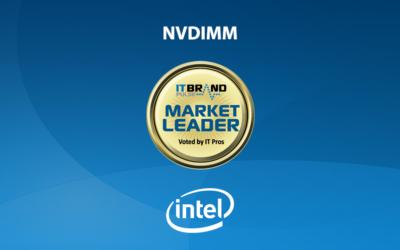 2019 Flash Leaders: NVDIMM