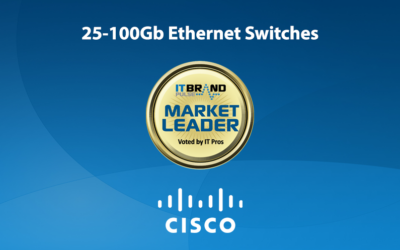 2020 Networking Leaders: 25-100Gb Ethernet Switches